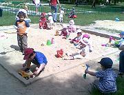 Децата ще играят на пясъка, докато градините се ремонтират