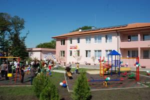 Новата детска градина в Лозово