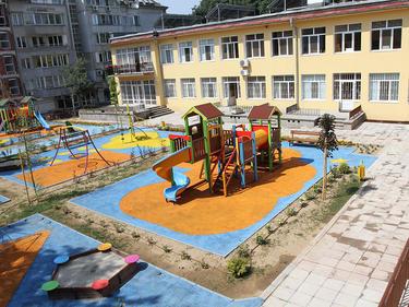 Нова детска градина в Оборище